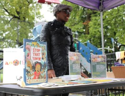Hyde Park's Brown Books And Paintbrushes Celebrates Kwanzaa By Uplifting Youth Literacy And Art